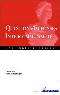 Questions/Réponses Intercommunalité