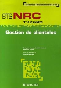 Gestion de clientèles BTS NRC 1e & 2e années