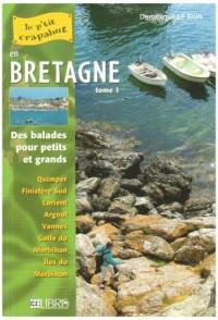 Le P'tit crapahut, tome 1 : En Bretagne