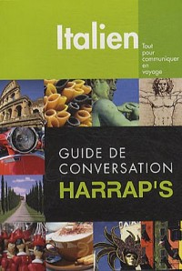 Harrap's guide de conversation italien