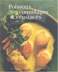 Poissons, coquillages et crustacés