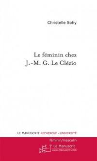Le Féminin chez J.M.G Le Clezio