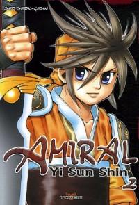 Amiral Yi Sun Shin, Tome 2 :