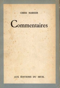 Commentaires t.1