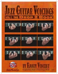 Jazz Guitar Voicings V1 + 2CD