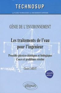 Traitement de l'eau procédés physico chimiques & biologiques génie de l'environnement niveau b