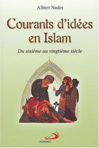 Courants d'idées en Islam : Du sixième au vingtième siècle