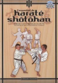 L'essentiel du karaté shotokan