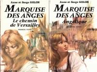 Marquise des anges. en 2 parties.