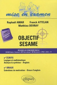 Objectif SESAME