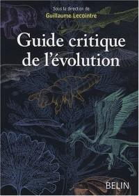 Guide critique de l'évolution