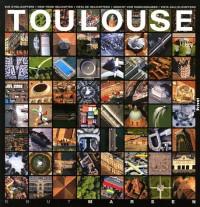 Toulouse : Vue d'hélicoptère, édition multilingue français-anglais-espagnol-allemand-italien