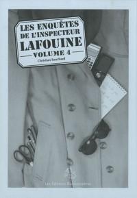Les enquêtes de l'inspecteur Lafouine : Volume 4