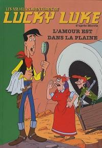 Les Nouvelles Aventures de Lucky Luke, Tome 14 : L'amour est dans la plaine