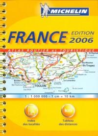 Mini Atlas routier France