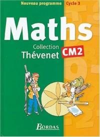 Manuel Thévenet 2004 : Mathématiques, CM2