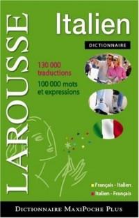 Maxi poche plus Français-Italien