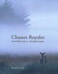 Chasses Royales : Pour une gestion intégrée de la faune sauvage, 25 années au service d'une initiative royale, édition français-flamand-allemand