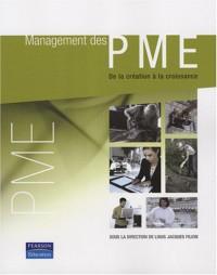 Management des PME : De la création à la croissance