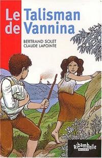Le Talisman de Vannina