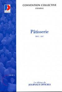 Patisserie : convention collective nationale : du 30 juin 1983 (étendue par arrêté du 29 décembre 1983) 13è éd.
