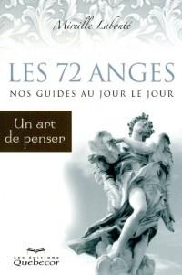72 ANGES NOS GUIDES AU JOUR LE