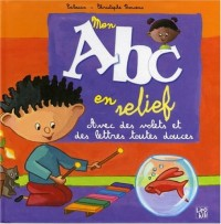 Mon ABC en relief
