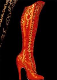 Smythe Sewn Fabulous Footwear Highbutton Boots Lined