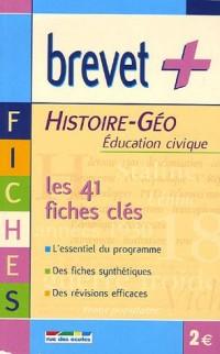 Histoire-Géo Education civique : Les fiches clés