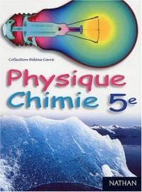 Physique-Chimie, 5ème