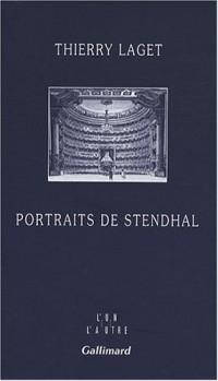 Portraits de Stendhal