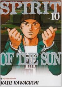 Spirit of the Sun, Tome 10 :