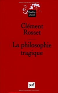 La Philosophie tragique