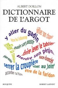 Dictionnaire de l'argot