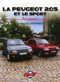 La Peugeot 205 et le sport : Pari gagné !