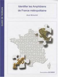 Identifier les amphibiens de France métropolitaine