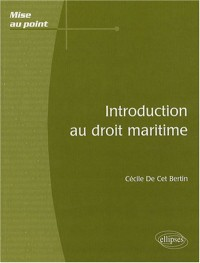 Introduction au droit maritime
