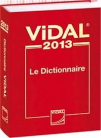 Vidal 2013 : Le dictionnaire