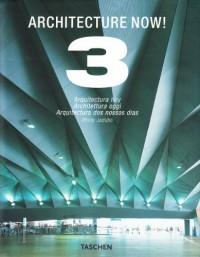 Architecture now! Ediz. italiana, spagnola e portoghese vol. 3