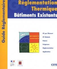 Réglementation thermique des bâtiments existants