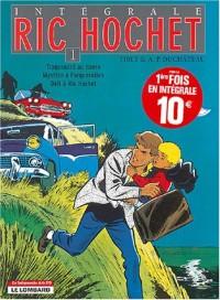 Ric Hochet l'Intégrale, Tome 1 : Traquenard au Havre. Mystère à Porquerolles, Défi à Ric Hochet