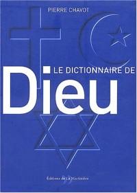 Le dictionnaire de Dieu