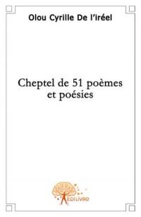 Cheptel de 51 poèmes et poésies