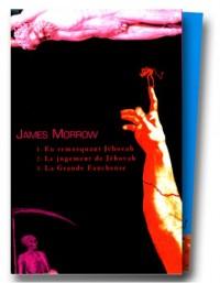 James Morrow, la trilogie de Jéhovah, coffret 3 volumes
