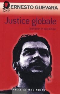 Justice globale : Libération et socialisme