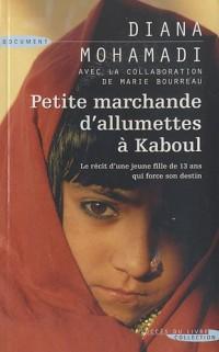 Petite marchande d'allumettes à Kaboul