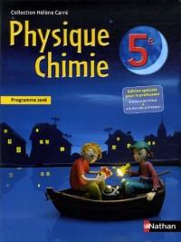Physique-Chimie 5e : Programme 2006