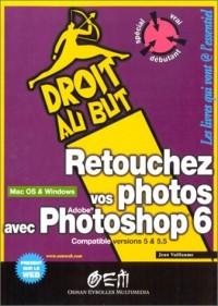 Retouchez vos photos avec Photoshop 6