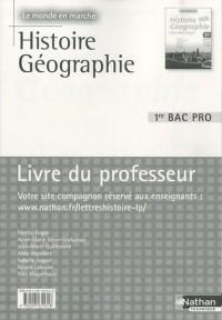 Histoire Géographie 1e Bac pro