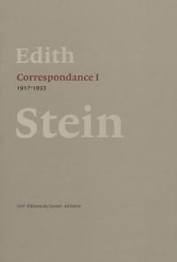 Correspondance : Volume 1 (1917-1933)